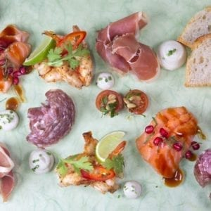 Tapas catering Oslo